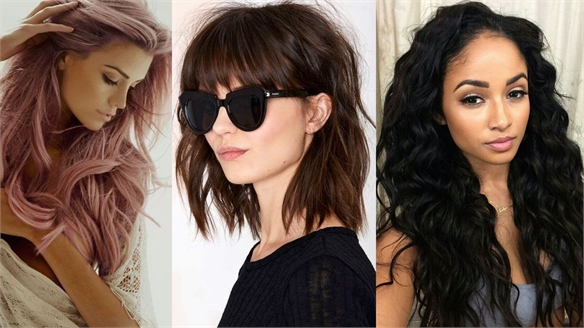 Top Hair Looks on Pinterest 2015