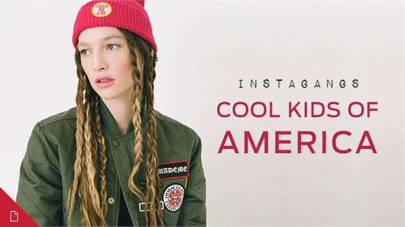 Instagangs: Cool Kids of America