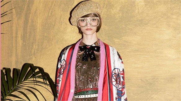 Pre-Fall 2016 Influencer Show: Gucci