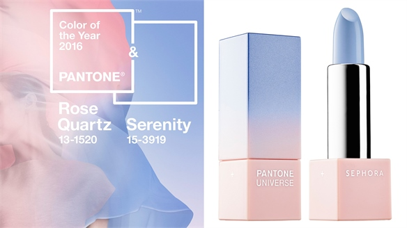Sephora x Pantone Make-Up 2016