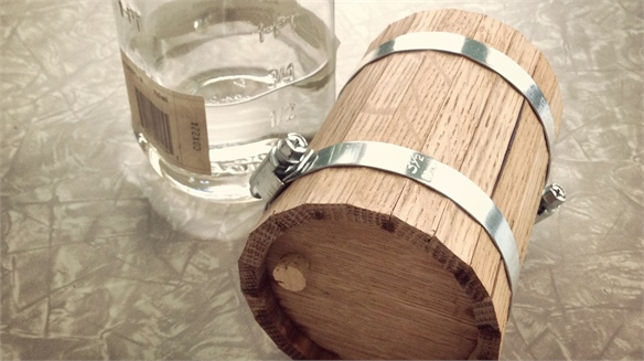 DIY Alcohol-Ageing Barrel