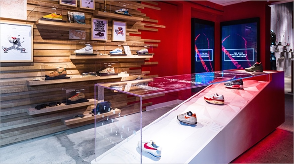 Nike Hikes: Cultural Adventures for Urban Sports Fans, NYC