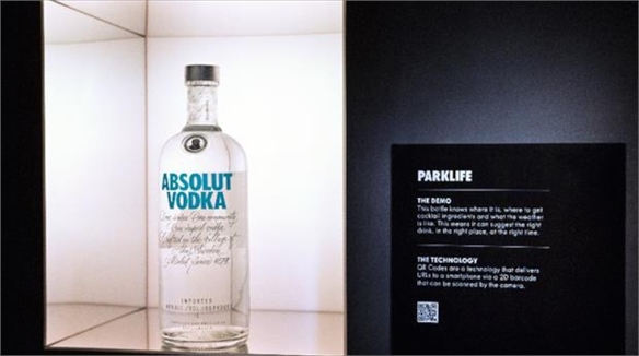 Smart Packaging: Absolut's IoT Innovation Lab
