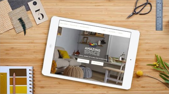 Dulux Launches Bespoke Online Interior Design Service