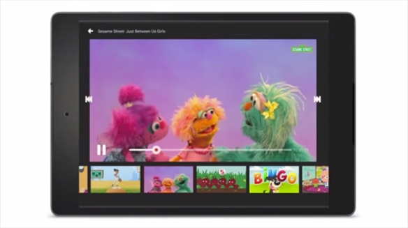 YouTube Kids' App Launched