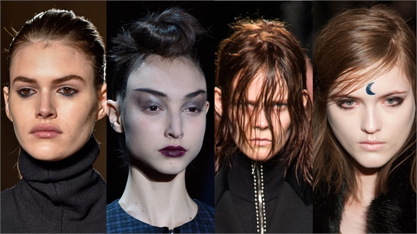 NYFW A/W 15-16: Gothic Grooming