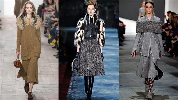 NYFW: Mid-20th Century Styling