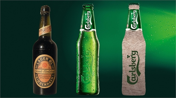 Carlsberg's Sustainable Bottle