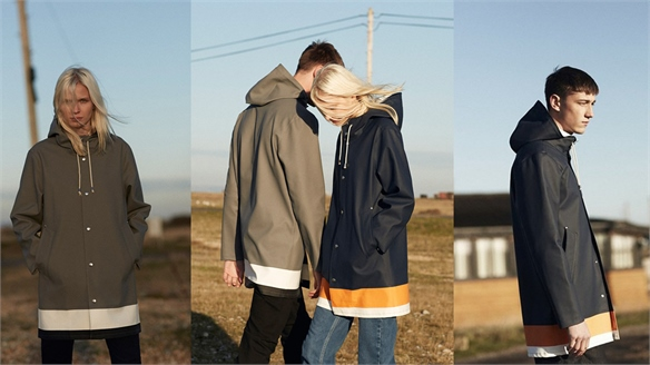 Whistles x Stutterheim Unisex Collection