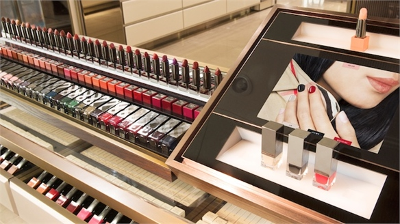 Burberry: Tech-Tastic Beauty, Seoul