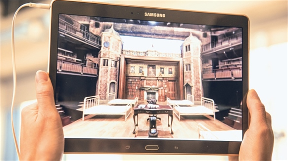 Samsung Teaches Shakespeare