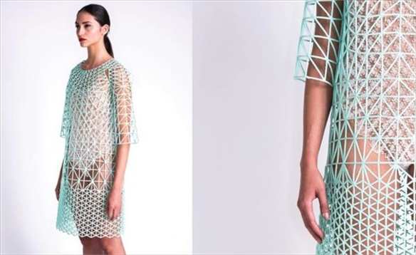 3D-Printed Textile Innovation