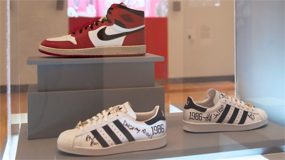 Urban Icons: The Rise of Sneaker Culture
