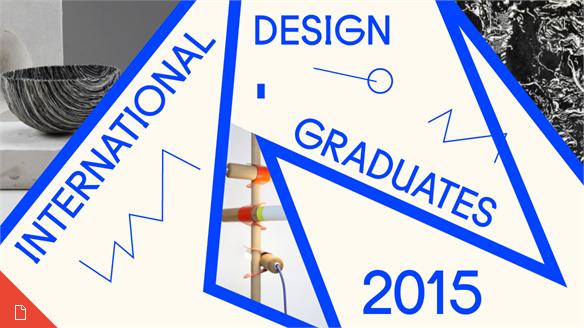 International Design Graduates 2015