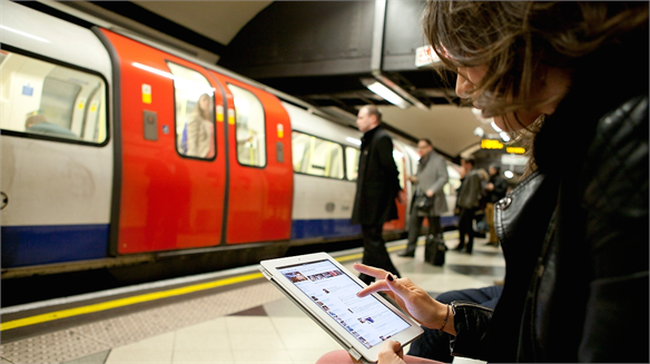 Commuter Commerce Now Officially Big Business