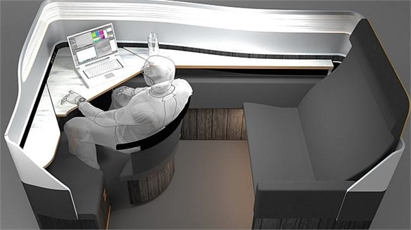 Breakout: In-flight Workspace