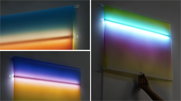 Louie Rigano: Colour Space Light