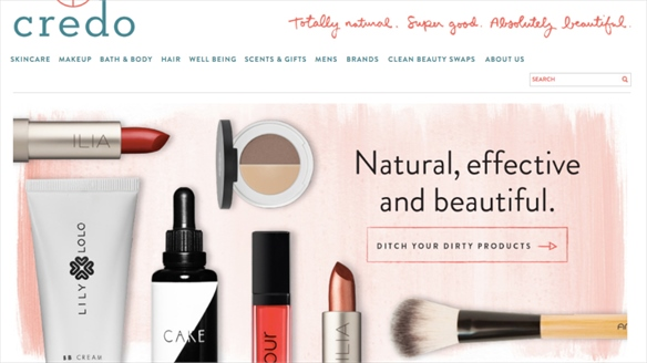 Credo: Natural Beauty Boom