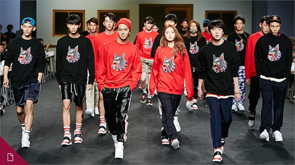 K-Fashion: Asia's New Sweet Spot
