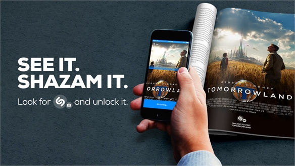 Shazam App for Fashion: Rebooted for Target