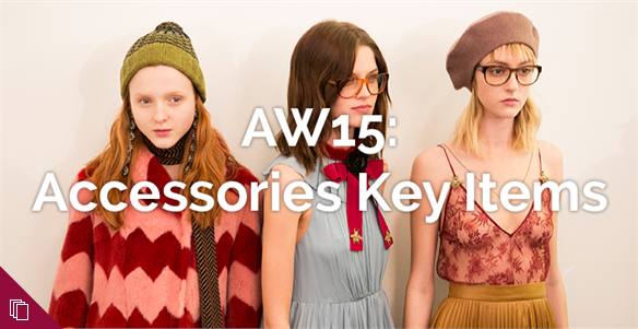 AW15: Accessories Key Items
