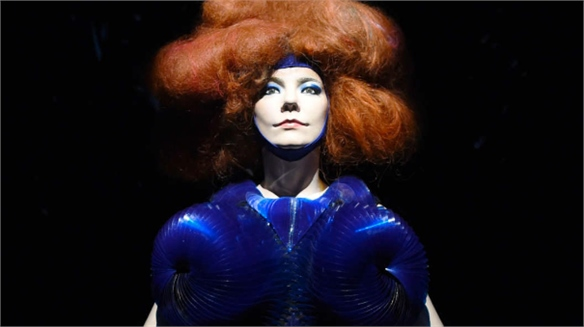 Björk: Pushing Fashion's Boundaries