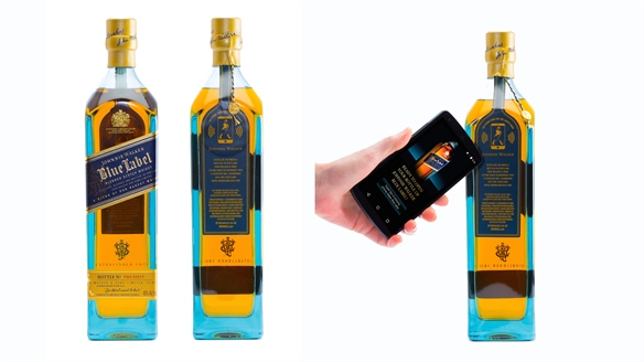 Smart Whisky Bottle