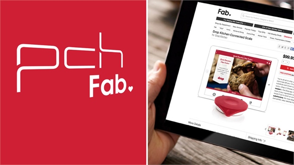PCH Buys Homeware E-Tailer Fab