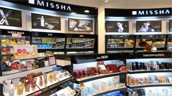 Korean Brand Targets Western Beauty Fans