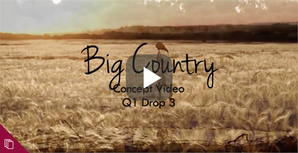 Big Country: Spring/Summer 2017