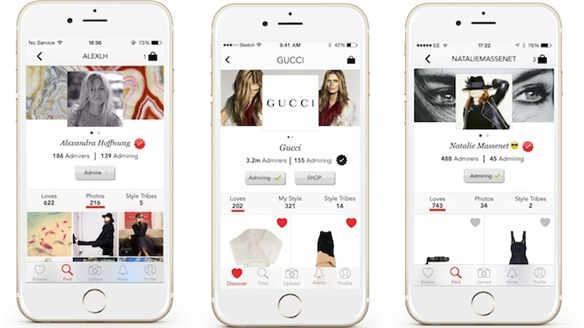 Net-a-Porter's Net Set: Social Commerce
