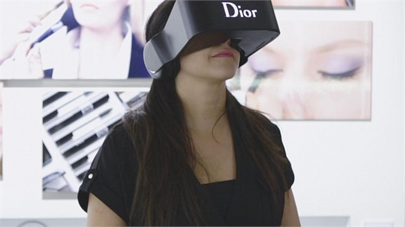 Insider Access: Dior's VR Backstage Pass