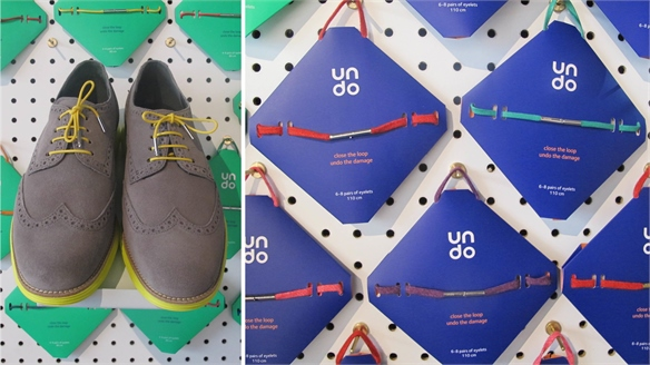 NYCxDesign 2015: Undo Laces