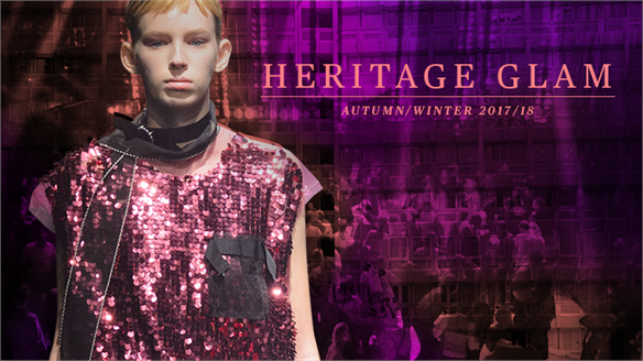 Heritage Glam: A/W 2017/18