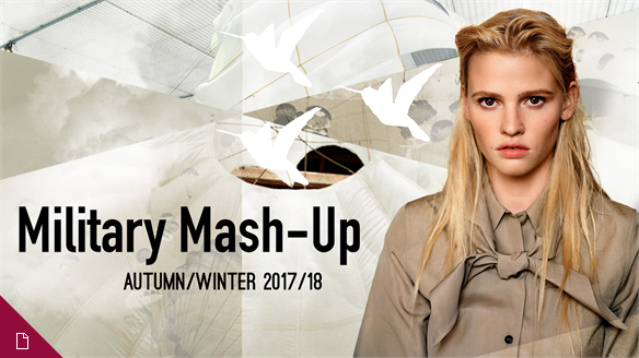 Military Mash-Up: A/W 2017/18