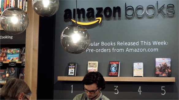 Amazon Books: E-tailer Opens Physical Store