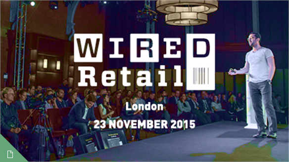 Disrupting Retail: Wired Retail '15