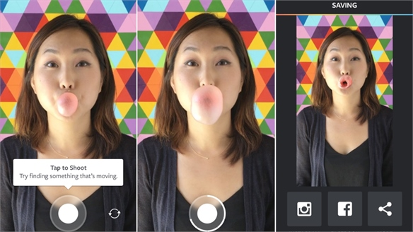 One Second Vids? Instagram Launches Boomerang