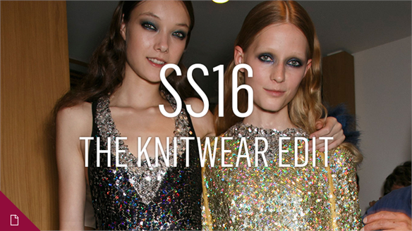 SS16: The Knit Edit