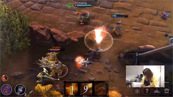 Mobile Game Live-Streaming on the Rise