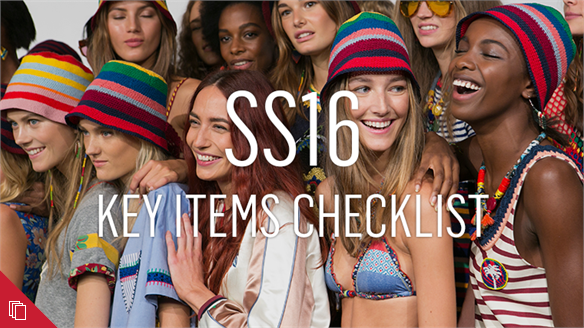 SS16: Key Items Checklist