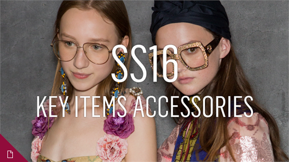 SS16: Accessories Key Items