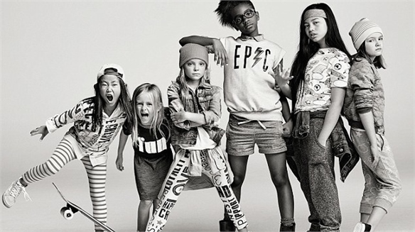 GapKids x Ellen Degeneres: Gender-Neutral Fashion