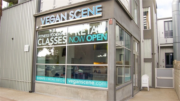 Vegan Retail Rising, USA