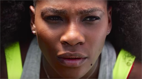 Gatorade Goes Bold With Serena Williams