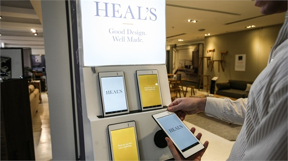 Heal's 'Digital Discoveries': Digital-Physical Integration