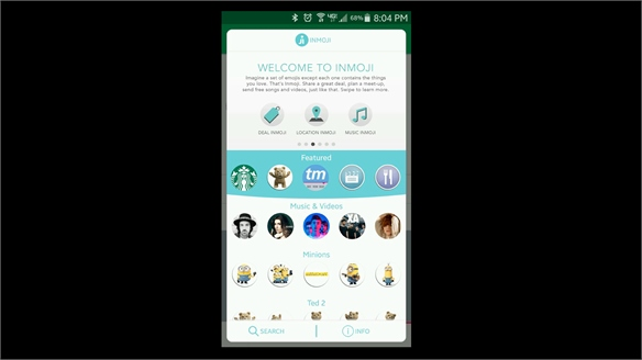 Inmoji: Branded Emojis Monetise Chat Platforms