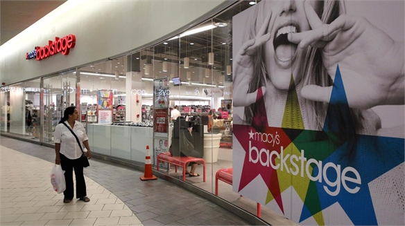 Macy's Backstage Concept Targets Millennial Moms