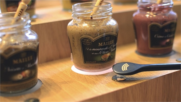 Maille's Smart Spoon Curates Flavours