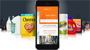 New Grocery Delivery: Amazon Prime & Google